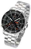 Fortis Official Cosmonauts Chronograph Alarm 639.22.11M