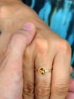 Marco Bicego Damenring Jaipur 18ct. Gelbgold AB471-QG01