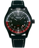 Alpina Startimer Pilot GMT Quartz inkl.Ersatzband NEU