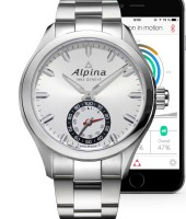 Alpina Horological Smartwatch inkl.Lederband NEU