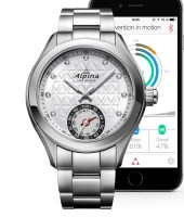 Alpina Horological Damen Smartwatch inkl.Lederband NEU