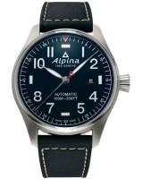 Alpina Startimer Pilot Automatic inkl.Ersatzband NEU