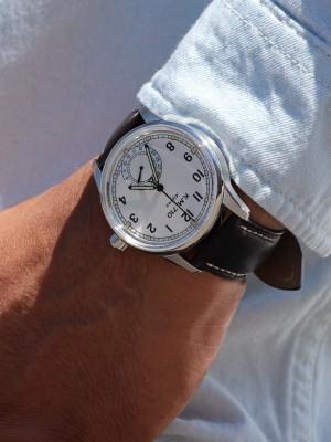 Alpina Modell: Alpiner Heritage Manufacture inkl.Ersatzband NEU