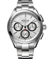 Alpina Modell: Manufacture Flyback Chrono inkl.Lederband NEU