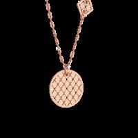 Melrose Halskette Bronze-rosevergoldet NEU