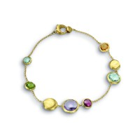 Marco Bicego Armband Jaipur 18 ct. Gelbgold BB1485 MIX01