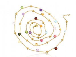 Marco Bicego Kette Paradise 18ct.Gelbgold CB1289- MIX01