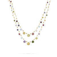 Marco Bicego Kette Paradise 18ct.Gelbgold CB1871- MIX01