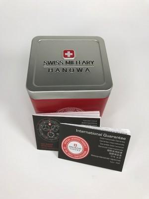 Swiss Military Hanowa Arrow Chrono 6-4224.09.007 NEU