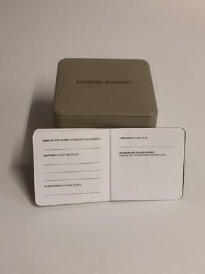 Marco Bicego Damenring Lunaria 18ct. Gelbgold AB565-AQD