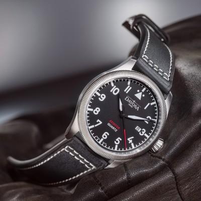 Davosa Aviator Quartz Mod: 162.498.55