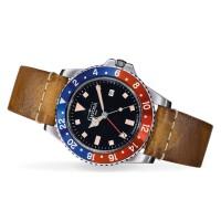 Davosa Vintage Diver Quartz Mod: 162.500.95 NEU