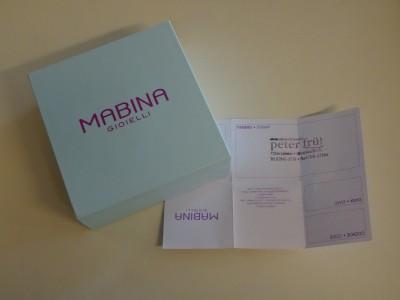 Mabina Gioielli Armband mit Zirkonia 533116 NEU