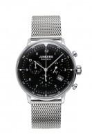 Junkers Bauhaus Chronograph 6086M-2 inkl.Lederband NEU