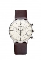 Junkers Bauhaus Lady Chronograph 6089-5 inkl.Ersatzband NEU