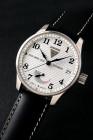 Junkers Chronometer Sternwarte Glashütte 6662-1 inkl.Ersatzarmband NEU