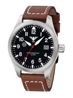 KHS Tactical Watches Airleader Steel Mod: KHS.AIRS.LB5 inkl. Ersatzband NEU