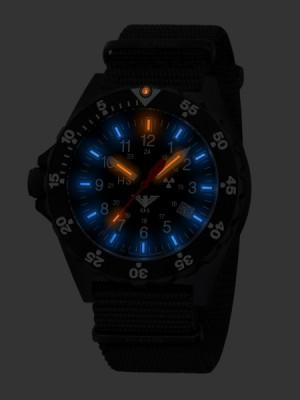 KHS Tactical Watches Black Shooter Mod: KHS.SH.NB