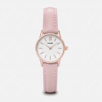 Cluse La Vedette Rose White/Pink Mod: CL50010 inkl.Glasperlenarmband NEU