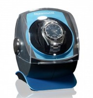 Uhrenbeweger Space Blau NEU