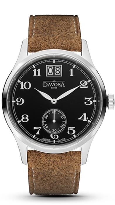 Davosa Heritage Herrenuhr Quartz 162.478.56 NEU