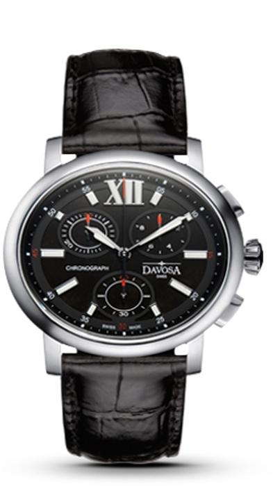 Davosa Oval Edition Damenchronograph 167.569.55 NEU