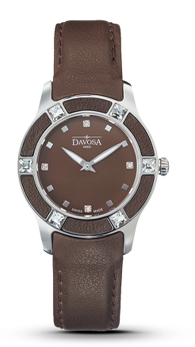 Davosa Irisea Damenuhr Quartz Mod: 167.567.65 NEU