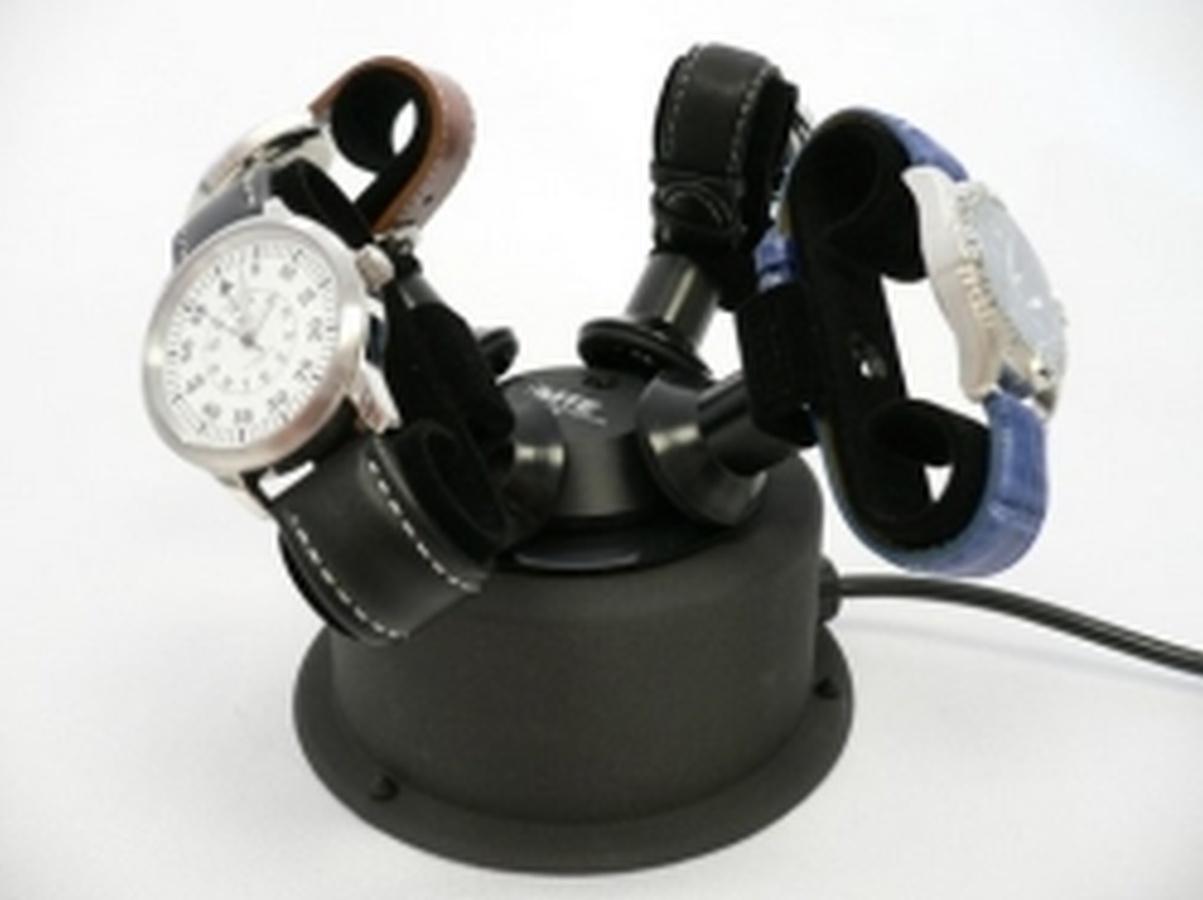 mte uhrenbeweger wts 4 f r 4 uhren mte uhrenbeweger juwelier peter fr h. Black Bedroom Furniture Sets. Home Design Ideas